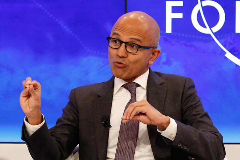 Nadella: Office 365 growth opportunity 'bigger than anything we've achieved'
