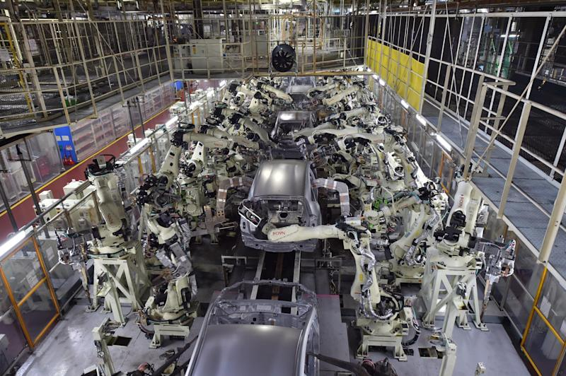To avoid a crisis in unemployment in the north of England, action has to be taken to deal with the expected impact of automation: AFP/Getty Images