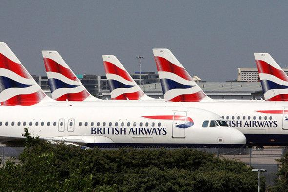 Two BA pilots suspended over boozy stopover brawl