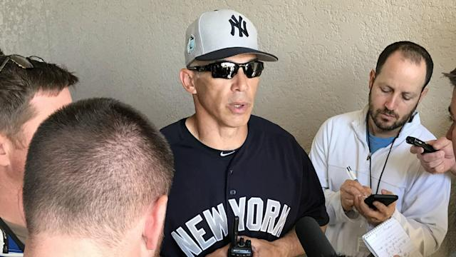 Three Yankees allowed no hits on Friday's matchup with the Tigers. But if it's spring training, does it even matter?