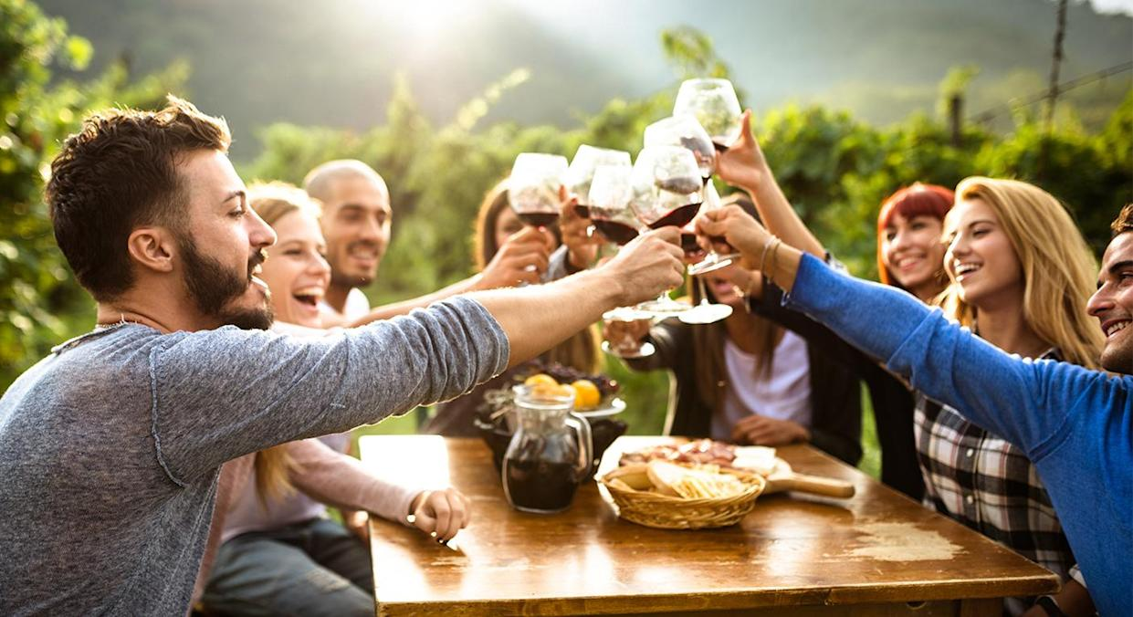 Tantalise those tastebuds by learning about wines and sampling them for yourself.  (Getty Images)