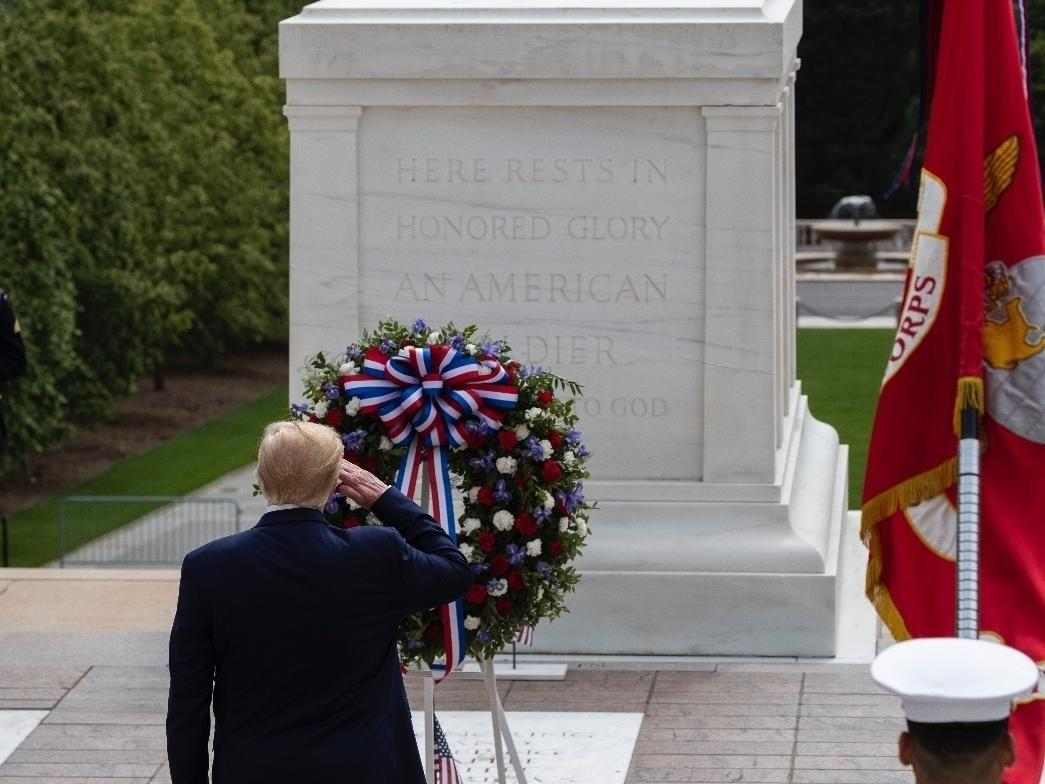 tomb of the unknown soldier - photo #29