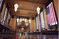 """<p><a href=""""https://durhammuseum.org"""" rel=""""nofollow noopener"""" target=""""_blank"""" data-ylk=""""slk:The Durham Museum"""" class=""""link rapid-noclick-resp"""">The Durham Museum</a></p><p>Inside Omaha's Union Station this museum features amazing architecture, but also traveling exhibits on science, culture and history. </p>"""