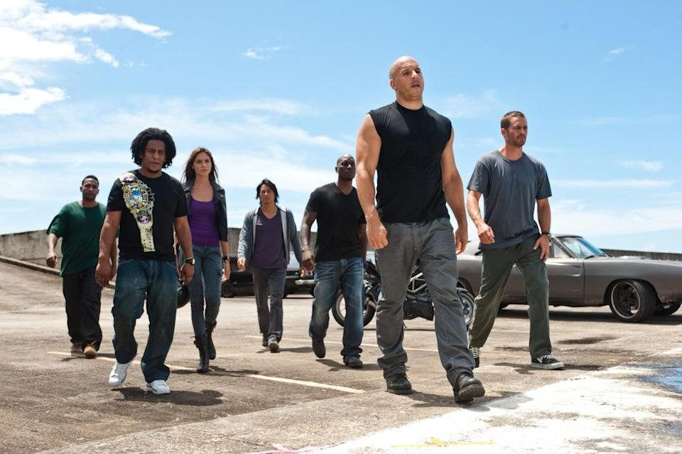 2011's 'Fast Five,' directed by Justin Lin (credit: Universal)