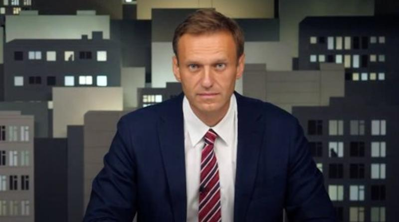 Alexei Navalny Says Vladimir Putin is Behind His Alleged Poisoning