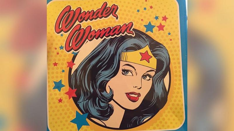 School Reportedly Bans Girl's 'Wonder Woman' Lunchbox