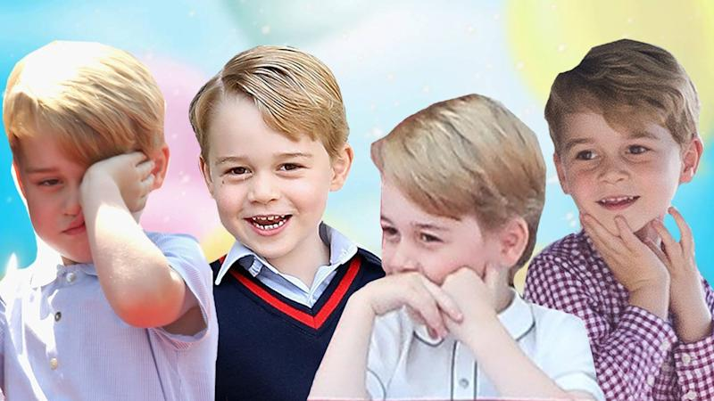 Prince George Turns 5: His 6 Signature Expressions, Ranked!