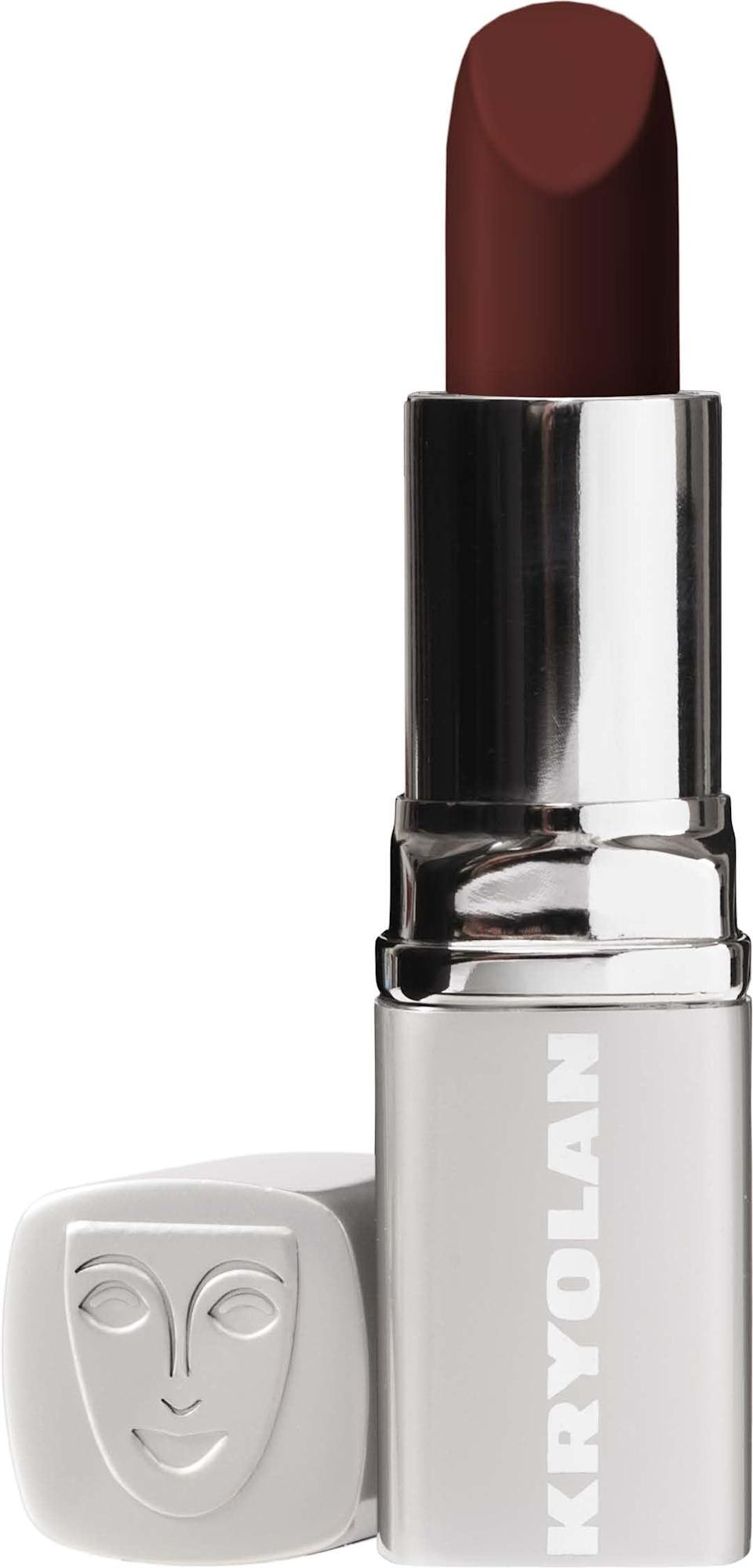 <p>You're sure to find a shade that flatters your skin tone amongst the 92 shades in <span>Kryolan's Lipstick Classic</span> ($17) line. Minimalist packaging aside, we appreciate that the formula includes antioxidant-rich Vitamin E and promises longevity.</p>