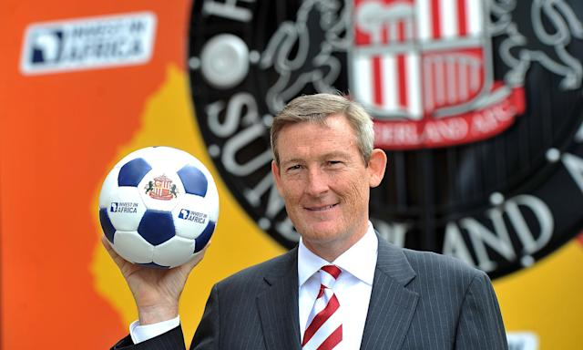 The Sunderland chairman, Ellis Short, has sold the club after Chris Coleman was sacked as manager.