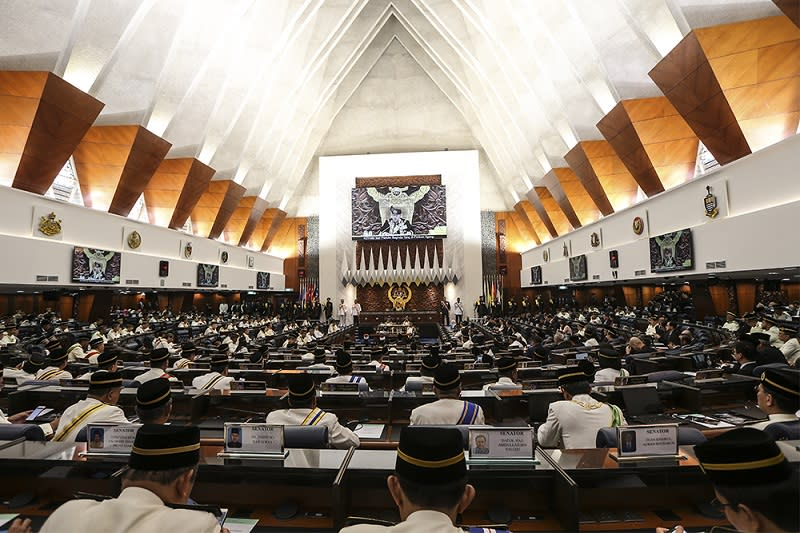 Parliamentary select committees are empanelled with federal lawmakers tasked to study specific topics and report their findings back to the Dewan Rakyat. — Picture by Azneal Ishak