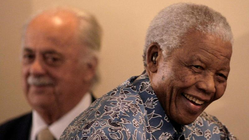 South Africa mourns passing of anti-apartheid icon George Bizos