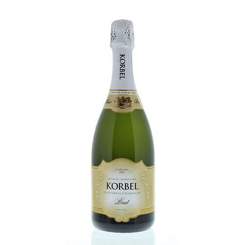 """<p><strong>Korbel</strong></p><p>wine.com</p><p><strong>$19.99</strong></p><p><a href=""""https://go.redirectingat.com?id=74968X1596630&url=https%3A%2F%2Fwww.wine.com%2Fproduct%2Fkorbel-brut%2F1607&sref=https%3A%2F%2Fwww.goodhousekeeping.com%2Ffood-products%2Fg34895562%2Fbest-cheap-champagne-brands%2F"""" rel=""""nofollow noopener"""" target=""""_blank"""" data-ylk=""""slk:Shop Now"""" class=""""link rapid-noclick-resp"""">Shop Now</a></p><p>You won't be disappointed when you pop open this brut that pairs perfectly with chicken, seafood, or sweet treats. </p>"""