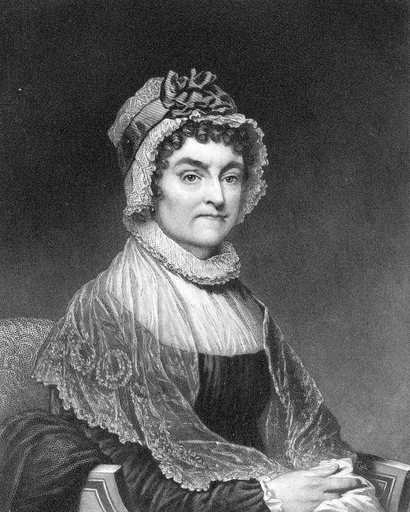 "<p>Wearing French fashion in the 19th century was a very on-trend thing to do, but not everyone was on board. Unlike other first ladies, Abigail Adams rejected the popular French style and frowned upon other women wearing it. In a letter to her sister, she <a href=""https://twonerdyhistorygirls.blogspot.com/2017/03/abigail-adams-disapproves-of-french.html"" rel=""nofollow noopener"" target=""_blank"" data-ylk=""slk:wrote about her agreement"" class=""link rapid-noclick-resp"">wrote about her agreement </a>with a local preacher against the latest fashion, noting that he ""thinks there are some ladies in this city, who stand in need of admonition, and I fully agree with him."" Uh, rude? </p>"