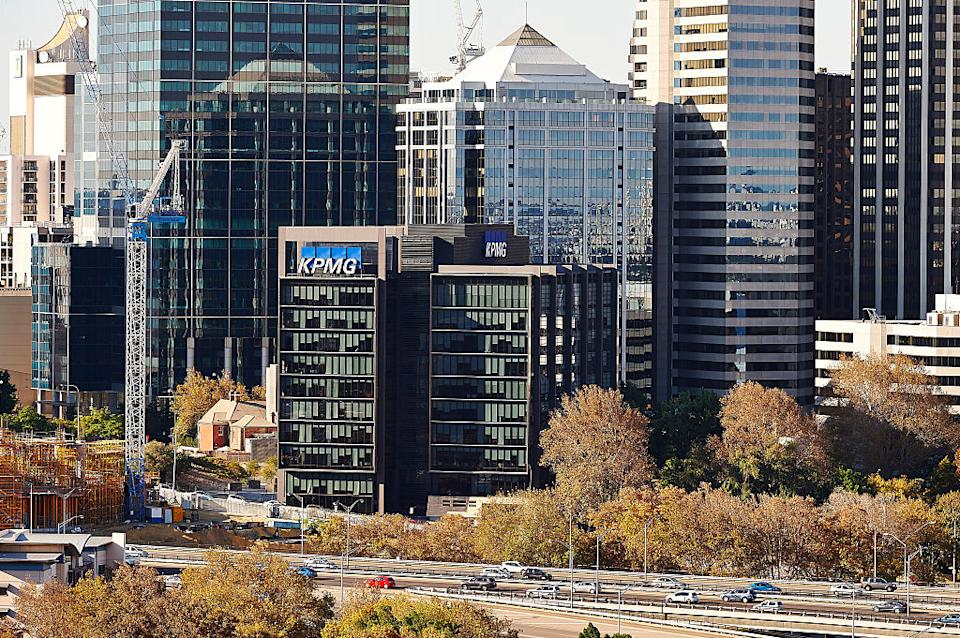 Andrew Yates is KPMG Australia's new CEO. (Photographer: Aaron Bunch/Bloomberg via Getty Images)