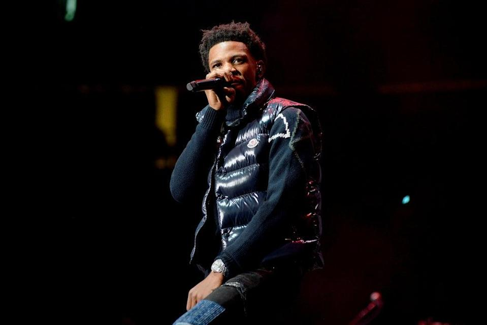 File image: A Boogie wit da Hoodie performs during the Power 105.1'S Powerhouse 2019 (Getty Images for 105.1)