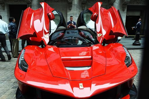 Fiat Chrysler unleash luxury brand Ferrari on stock market