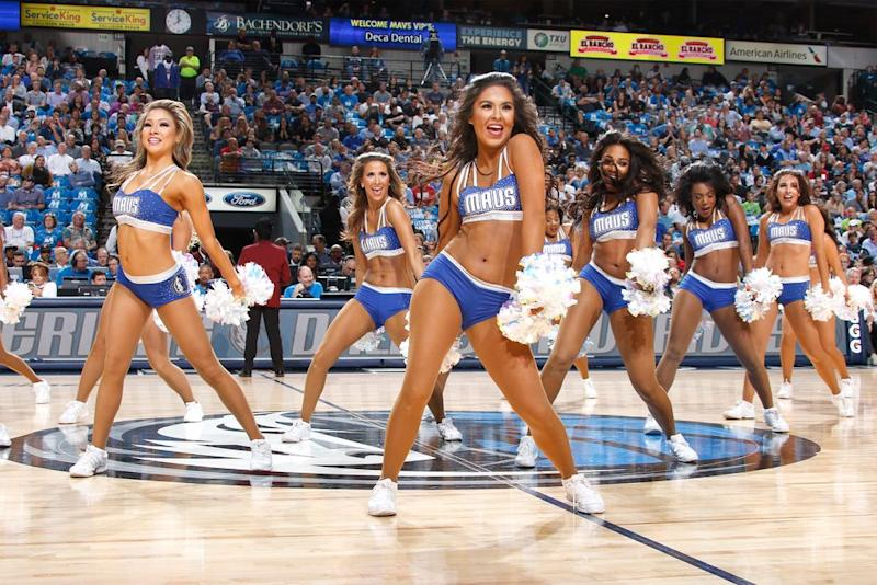 NBA Dancer Claims She Was Given a 'Jiggle Test'