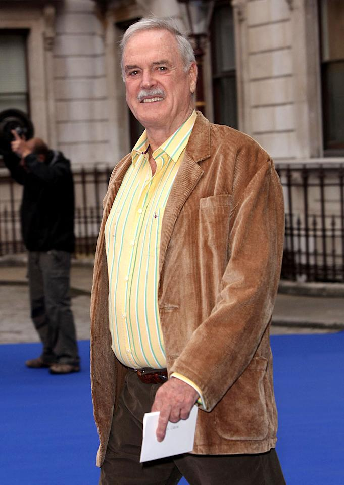 "October 27: John Cleese turns 71 Tim Whitby/<a href=""http://www.gettyimages.com/"" target=""new"">GettyImages.com</a> - June 3, 2009"