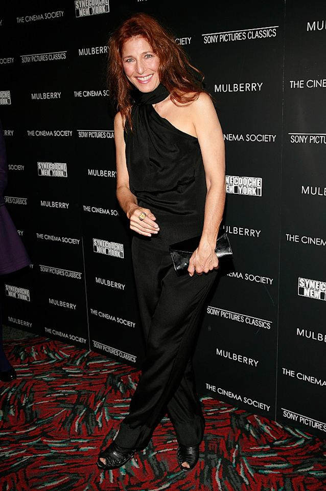 "<a href=""http://movies.yahoo.com/movie/contributor/1800012212"">Catherine Keener</a> at the New York premiere of <a href=""http://movies.yahoo.com/movie/1809873025/info"">Synecdoche, New York</a> - 1015/2008"