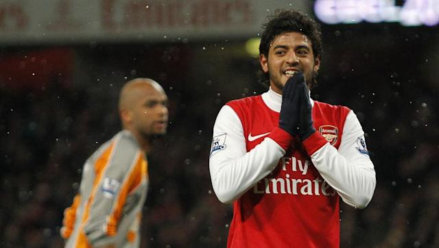 <p>The Mexican Speedster - who enjoyed scoring chipped goals for fun - was a pleasing player to watch in cup competitions, but never quite cemented his place into the first team. </p> <br><p>Vela joined the Gunners in 2005, and in his full Arsenal debut he scored a hat-trick against Sheffield United in a 6-0 win in the League Cup. It seemed that 'Le Professeur' Wenger had done it again; he had unearthed a gem of a player. However, Vela's spark prematurely fizzed out.</p> <br><p>The Mexican struggled to keep up with the physicality of the Premier League. After being moved around on several loans, he joined Spanish side Real Sociedad where he rediscovered his spark.</p> <br><p>The 28-year-old now plays his football for MLS side Los Angeles F.C.</p>
