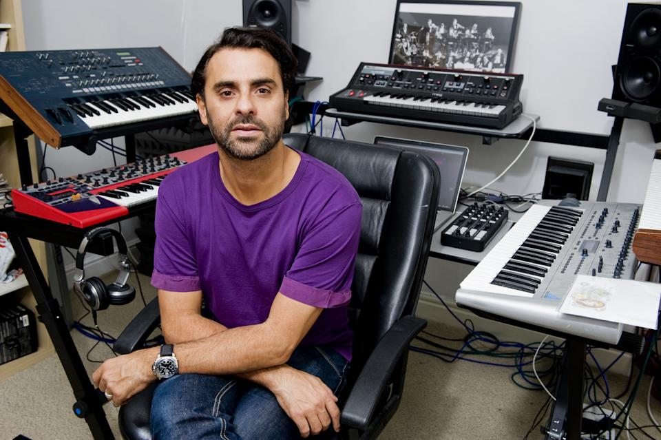 LIVERPOOL, UNITED KINGDOM - APRIL 23: British House DJ and producer Yousef Zaher (DJ Yousef) photographed during a portrait shoot for Future Music Magazine/Future via Getty Images, April 23, 2013. (Photo by Gavin Roberts/Future Music Magazine/Future via Getty Images)