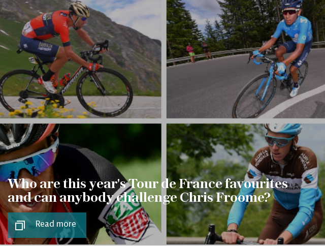 Who are this year's Tour de France favourites and can anybody challenge Chris Froome?