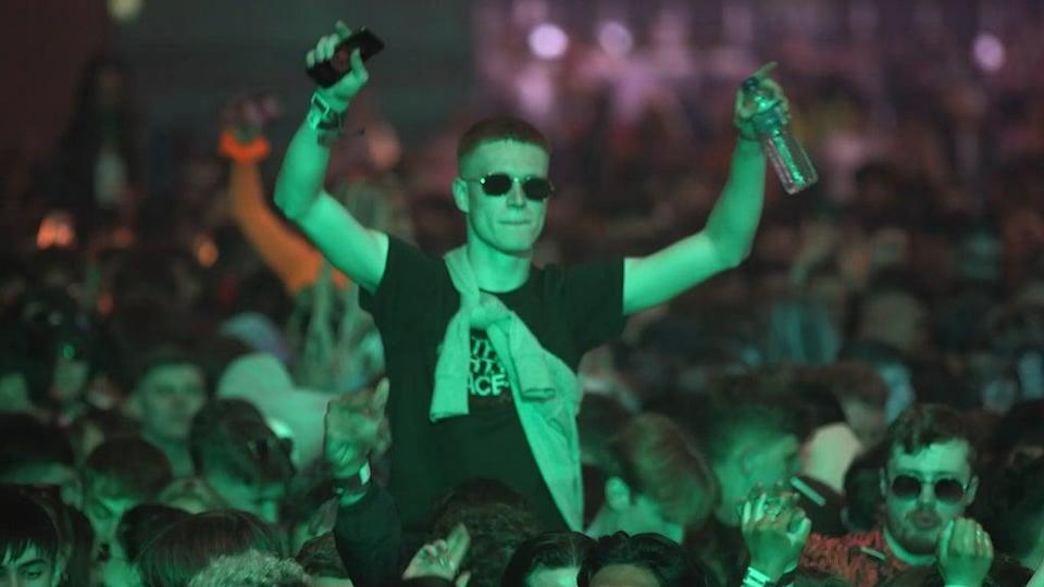 The Covid NHS Pass is set to be compulsory for entry to nightclubs and other large scale events in Wales from next week (PA Wire)