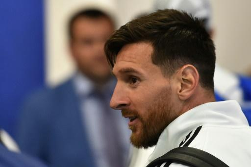 Argentina's Lionel Messi has cast doubt over his international future