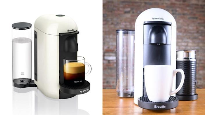 Getting a fresh cup of java has never been easier.