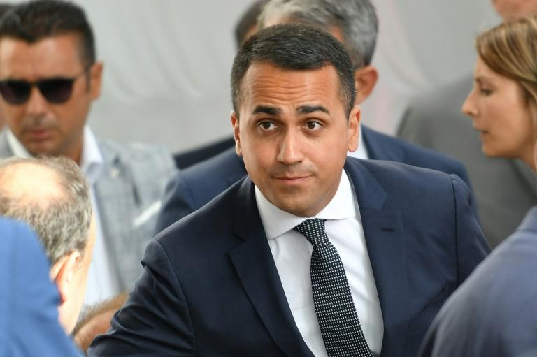 M5S leader Luigi Di Maio says Salvini backed himself into a corner as the electoral reform would take at least eight months, during which an election cannot be held (AFP Photo/Alberto PIZZOLI)
