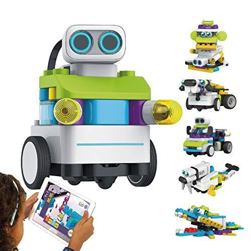 BOTZEES AR Coding Robot for Kids, Educational STEM Toy, Early Programming, Remote Control Robot for Kids Ages 4+ (App Based) (Amazon / Amazon)