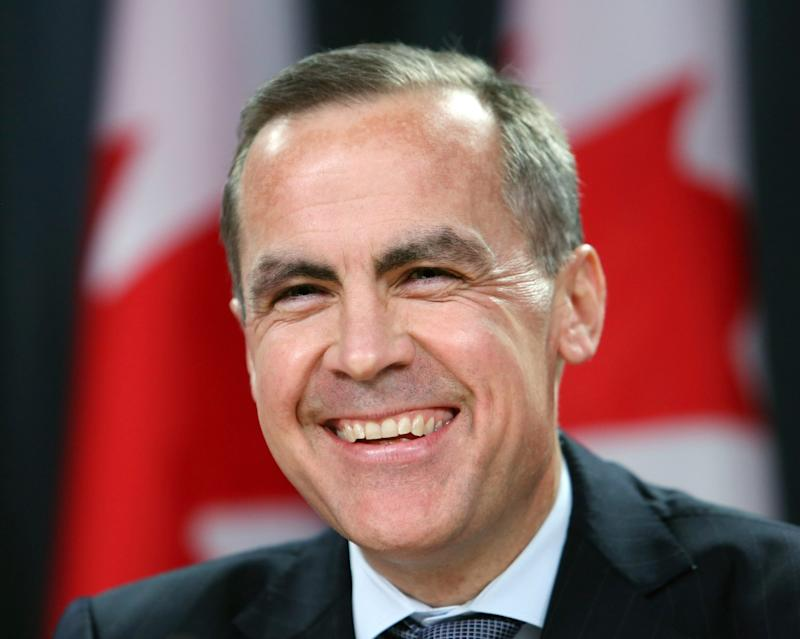 Britain turns to Canada for its new banking chief