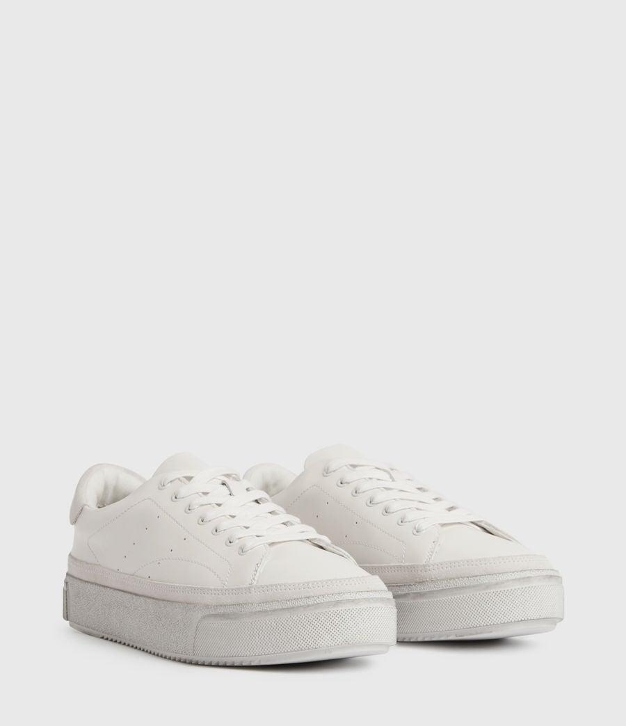 "<br><br><strong>AllSaints</strong> Trish Leather Sneakers, $, available at <a href=""https://go.skimresources.com/?id=30283X879131&url=https%3A%2F%2Fwww.us.allsaints.com%2Fwomen%2Fboots-and-shoes%2Fallsaints-trish-sneaker%2F%3F"" rel=""nofollow noopener"" target=""_blank"" data-ylk=""slk:AllSaints"" class=""link rapid-noclick-resp"">AllSaints</a>"