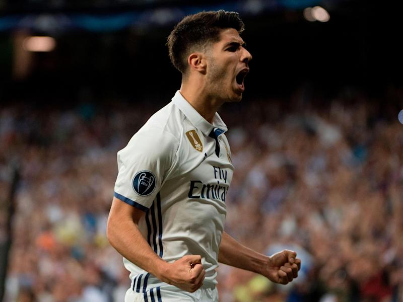 Real Madrid 'rejected €50million offer from Liverpool for Marco Asensio'