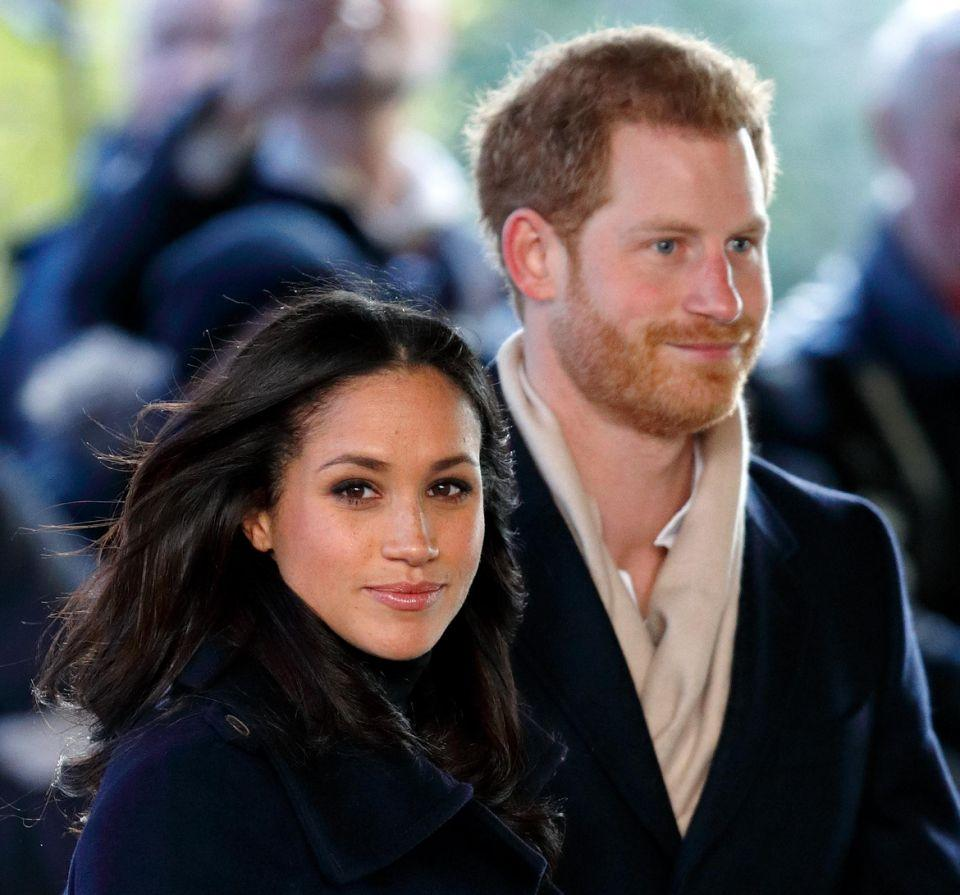Just last week Meghan and Harry gushed over the actress' mother, Doria, in their BBC interview. Photo: Getty Images