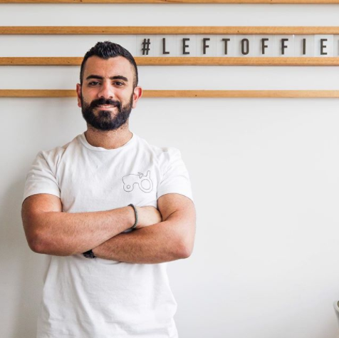 With chic interiors and an A-class menu, Coco and his team have brought a Melbourne-style cafè to Sydney's Rhodes. Photo: Left of Field Instagram