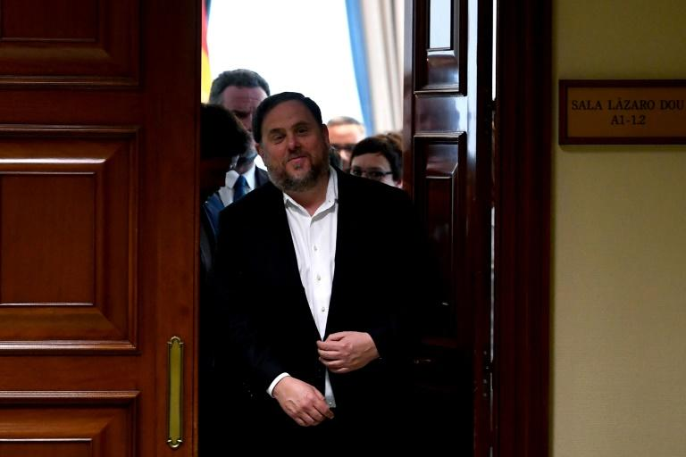 Catalonia's former vice-president and elected member of parliament Oriol Junqueras, a lifelong supporter of independence, could face 25 years in prison if convicted on rebellion and other charges