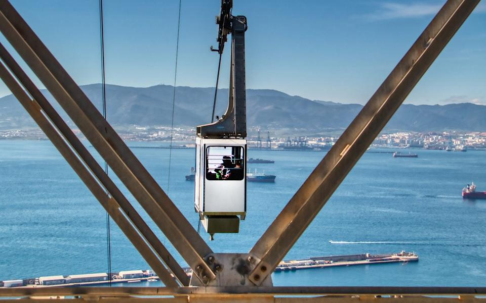 A cable car will take you to the summit - Getty