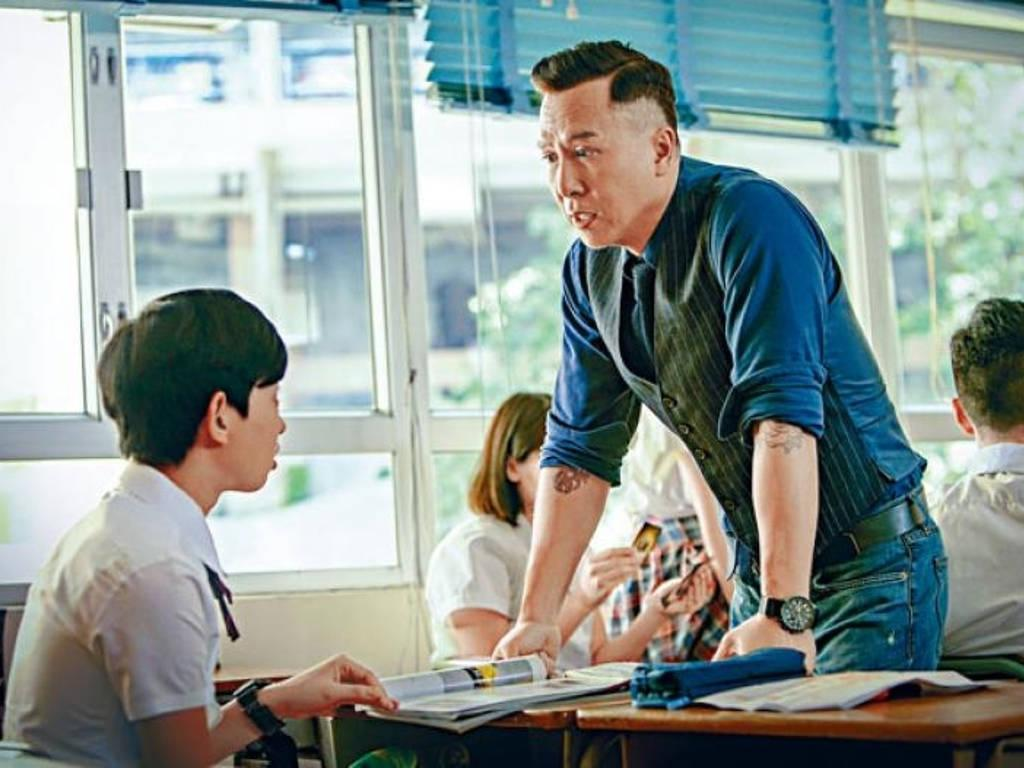 """Donnie Yen plays a soldier-turned-school-teacher in """"Big Brother""""."""