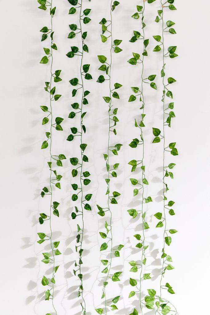 Faux Hanging Vine Garland (Photo via Urban Outfitters)