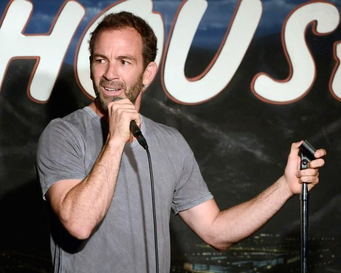 """Bryan Callen, seen here in 2015, is being accused of sexual impropriety by four women. <span class=""""copyright"""">(Michael S. Schwartz / WireImage)</span>"""