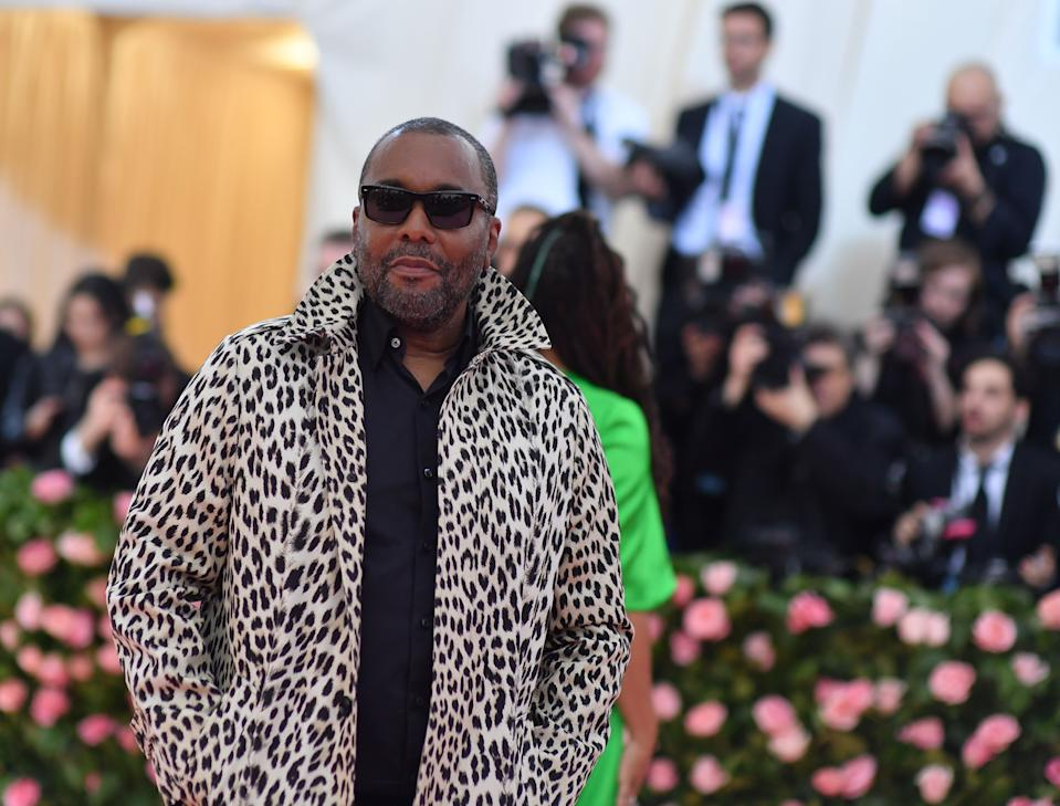 """US director Lee Daniels arrives for the 2019 Met Gala at the Metropolitan Museum of Art on May 6, 2019, in New York. - The Gala raises money for the Metropolitan Museum of Arts Costume Institute. The Gala's 2019 theme is Camp: Notes on Fashion"""" inspired by Susan Sontag's 1964 essay """"Notes on Camp"""". (Photo by ANGELA  WEISS / AFP)        (Photo credit should read ANGELA  WEISS/AFP via Getty Images)"""