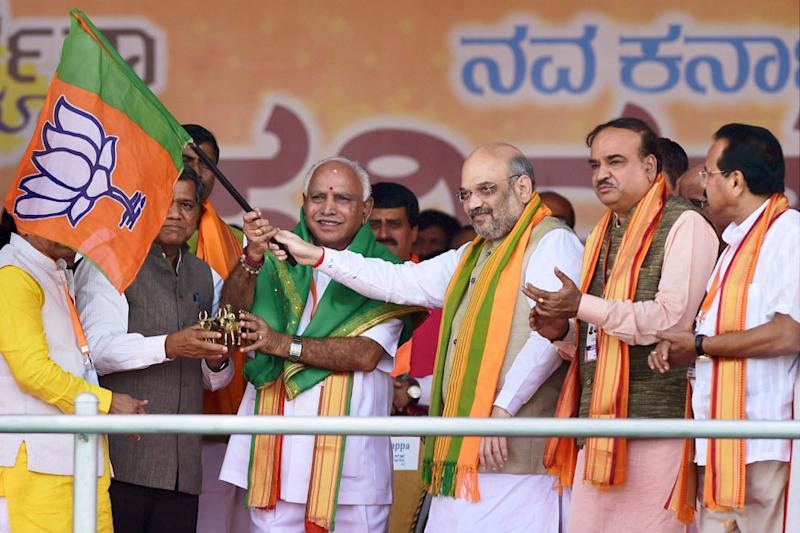 Yeddyurappa Stamp on BJP Second List as 'Tainted' Reddy Gets Ticket, No Muslims or Christians Included
