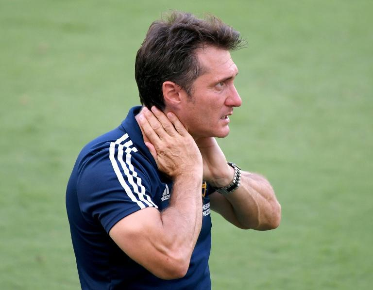 Los Angeles Galaxy head coach Guillermo Barros-Schelotto has been relieved of his duties with immediate effect, the team said Thursday