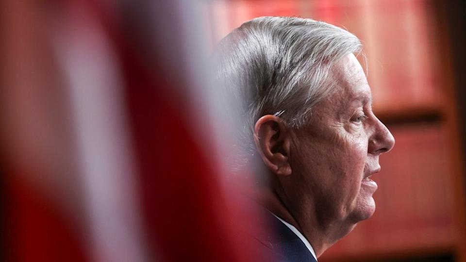 Lindsey Graham, senador pela Carolina do Sul