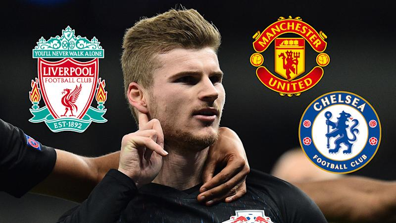 Chelsea-bound Werner admits to 'several offers' after links to Liverpool, Man Utd & Inter