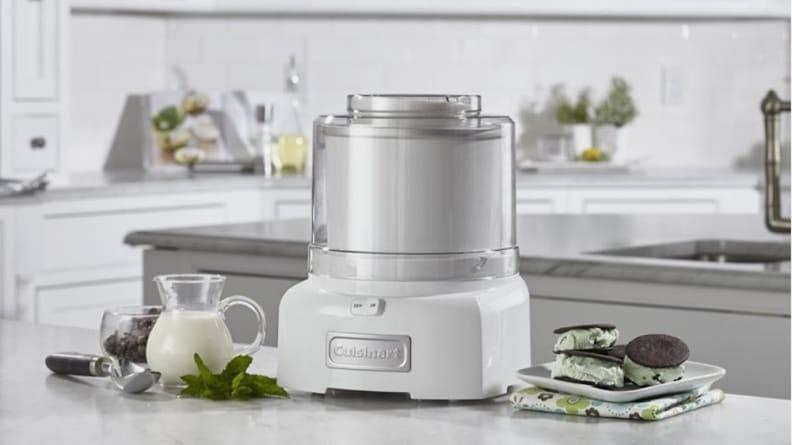 When in doubt, get them an ice cream maker.