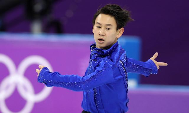 Denis Ten won medals at the Olympics and world championships.