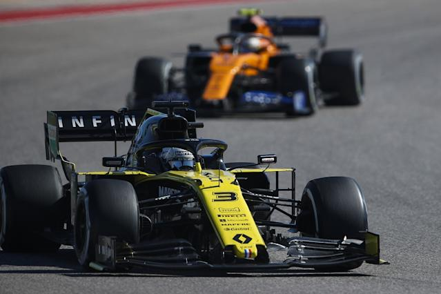 McLaren to work on pitstop tech for 2020