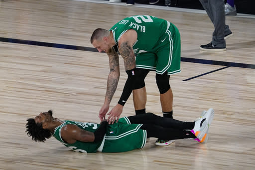Game 7 for Celtics-Raptors, and Clippers look to advance